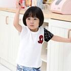 เสื้อยืดแขนสั้น-Spiderman-สีขาว-(5size/pack)