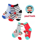 ถุงเท้าเด็กแฟชั่น-Paul-Frank-คละลาย-(20-คู่-/pack)
