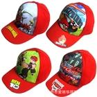 หมวกแก้ป-ลายการ์ตูนยอดฮิต-คละแบบ-(12ใบ/แพ็ค)