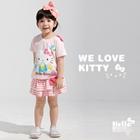 ชุดเสื้อกระโปรง-Kitty-Rainbow-(5-ตัว/pack)