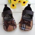 รองเท้าเด็ก-Burberry-ติดโบว์-(6-คู่/แพ็ค)