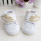 รองเท้าเด็ก-Adidas-ติดปีกสีขาว-(6-คู่/แพ็ค)