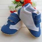 รองเท้าเด็ก-PUMA-สีน้ำเงินขาว-(6-คู่/แพ็ค)