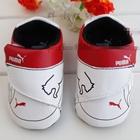 รองเท้าเด็ก-PUMA-สีขาวแดง-(6-คู่/แพ็ค)