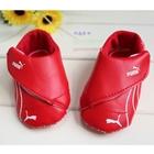 รองเท้าเด็ก-PUMA-สีแดง-(6-คู่/แพ็ค)
