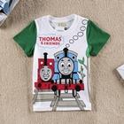 เสื้อแขนสั้น-Mr.Thomas-กับเพื่อนซี้--(6-ตัว/pack)