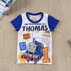 เสื้อแขนสั้น-Mr.Thomas-Peep-Peep-(6-ตัว/pack)