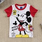 เสื้อแขนสั้น-Mickey-Drink-(6-ตัว/pack)