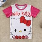 เสื้อแขนสั้น-Hello-Kitty-หน้าแบ๊ว-(6-ตัว/pack)