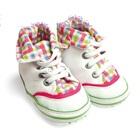 รองเท้าเด็ก-The-Heart-สีขาว