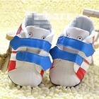 รองเท้าผ้าใบผีน้อย-Adidas-สีแดง-(3-คู่/แพ็ค)