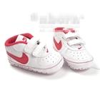 รองเท้าผ้าใบ-Nike-สปอร์ต-สีแดง-(3-คู่/แพ็ค)