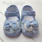 รองเท้าเด็กลาเวนเดอร์-(2-คู่/แพ็ค)