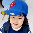 หมวกแก๊ป-Superman-สีฟ้า-(10-ใบ/แพ็ค)