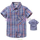 เสื้อเชิ้ต-CowBoy-สก๊อต-สีฟ้าเทา-(5size/pack)