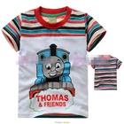 เสื้อแขนสั้น-Thomas-สุดหล่อ-(5size/pack)