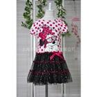 ชุดเดรส-Minnie-ลายจุด-สีแดง-(5-ตัว/pack)