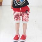 กางเกงขาสั้น-Navy-สีแดง-(5-ตัว/pack)