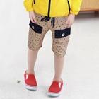 กางเกงขาสั้น-GOLDFISH-ลายจุดสีน้ำตาล-(5-ตัว/pack)