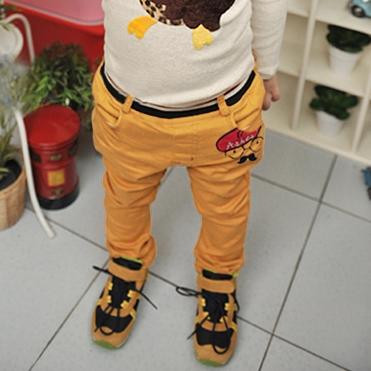 กางเกงขายาวลุงหนวด (4 ตัว/pack)