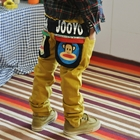กางเกงขายาว-PAULFRANK-BOYAD-สีกากี-(4-ตัว/pack)