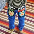 กางเกงขายาว-PAULFRANK-BOYAD-สีฟ้า-(4-ตัว/pack)