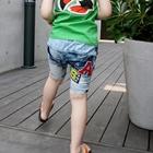 กางเกงยีนส์ขาสั้น-A-ติดปีก-(4-ตัว/pack)