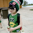 เสื้อกล้ามหน้าเป็ด-สีเขียว-(5-ตัว/pack)