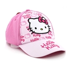 หมวกแก้ป-Hello-Kitty-ชมพูหวานแว๋ว-(10ใบ/แพ็ค)