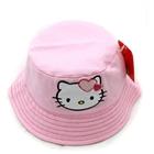 หมวกปีกบาน-Hello-Kitty-หัวใจคู่-(10ใบ/แพ็ค)