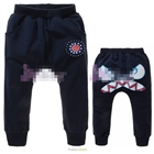 กางเกงขายาว-Monster-สีกรมท่า-(5size/pack)