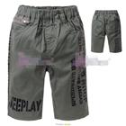 กางเกงขาสั้น-JEEPLAY-สีเขียวขี้ม้า-(5size/pack)