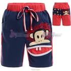 กางเกงขาสั้น-Paul-ปากกว้าง-สีกรมท่า-(5size/pack)