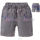 กางเกงขาสั้น-CHILD-CHAMP-สีดำ-(5size/pack)