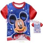 เสื้อแขนสั้น-Mickey-Star-(6size/pack)
