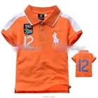 เสื้อโปโล-BOUTH-AFRDA-สีส้ม-(5size/pack)