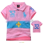 เสื้อโปโล-32-SUISSE-สีชมพู-(5size/pack)