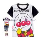 เสื้อยืดแขนสั้น-Anpanman-สีขาว-(6size/pack)
