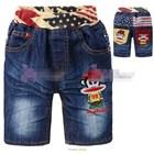 กางเกงยีนส์ขาสั้น-Paul-Frank-90-(5size/pack)
