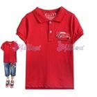 เสื้อโปโลรถแข่งสุดเท่ห์-สีแดง-(5size/pack)