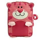 กระเป๋าเป้ล้อลากแมวเหมียวน้อยสีชมพู-(3-ใบ/pack)