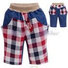 กางเกงยีนส์ขาสามส่วนลูกครึ่ง-แบบ-C-(5size/pack)