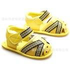 รองเท้ารัดส้น-Kiiroitori-สีเหลือง-(4-คู่/แพ็ค)