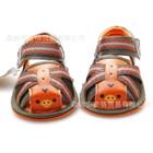 รองเท้ารัดส้น-Kiiroitori-สีส้ม-(4-คู่/แพ็ค)