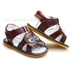 รองเท้าหนังรัดส้น-Spongbob-A-สีน้ำตาล(5-คู่/แพ็ค)