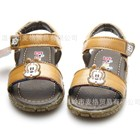 รองเท้ารัดส้นเจ้า-BEN-สีน้ำตาลอ่อน-(5-คู่/แพ็ค)