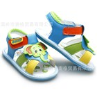 รองเท้ารัดส้นช้างน้อย-สีฟ้า-(5-คู่/แพ็ค)