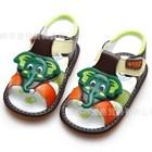 รองเท้ารัดส้นช้างน้อย-สีน้ำตาล-(5-คู่/แพ็ค)