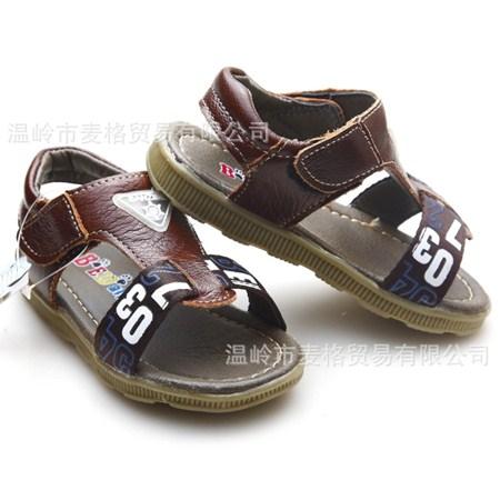 รองเท้ารัดส้น BANZIBE สีน้ำตาล (6 คู่/แพ็ค)