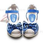 รองเท้ารัดส้นลายม้าลาย-สีฟ้า-32-37-(6คู่/แพ็ค)
